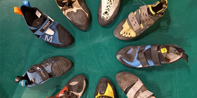 Shop Roest Climbing Shoes